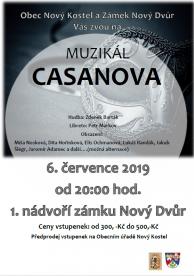 Muzikál Casanova 1