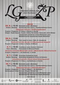 Živé pohraničí - 1. ročník mezinárodního hudebního festivalu 1