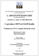 1. adventní koncert 1