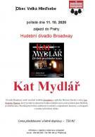Zájezd do Prahy - muzikál Kat Mydlář 1